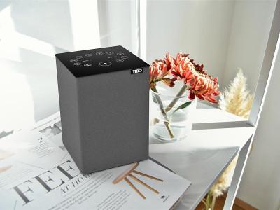 TIBO Electronics Choros Tap Smart Speaker Supports Multiroom Mode with Amazon Alexa
