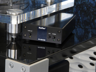 Hafler Starts Shipping PH50B and PH60B High Performance Phono Preamps with Balanced Outputs