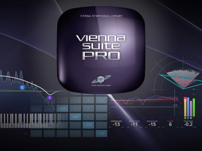 Vienna Suite Pro High-Precision Stereo and Surround Audio Plug-Ins: Processing for the Orchestral World