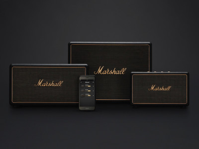 Zound Industries Selects Frontier Silicon for its New Marshall Branded Multi-Room Speakers