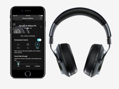 Bowers & Wilkins Launches PX Adaptive Wireless Noise Cancelling Headphones