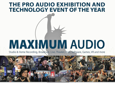 Where Sound and Image Meet: AES New York 2017!