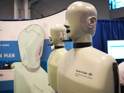 New Generation of Brüel & Kjær's High-frequency Head and Torso Simulator