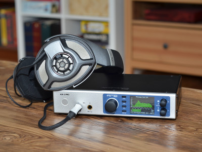 RME ADI-2 Pro Bi-Directional Converter with Dual Headphone Amp in Review