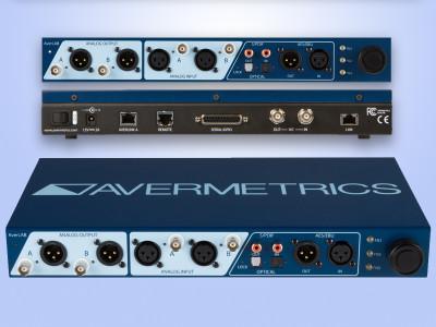 AverLAB Audio Analyzer by Avermetrics is Now Shipping