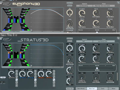 Introducing Exponential Audio Advanced Surround Reverbs With 3D Option