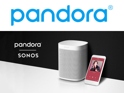 Pandora Expands Support for Pandora Premium and Alexa Voice Commands on Sonos