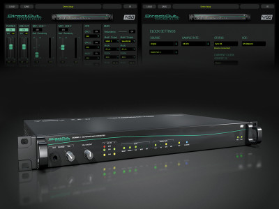 DirectOut Technologies Integrates Waves SoundGrid in Its SG.MADI Converter