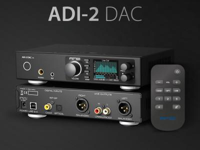 RME presents ADI-2 DAC 2-Channel DA Converter for Studio and Audio Enthusiasts