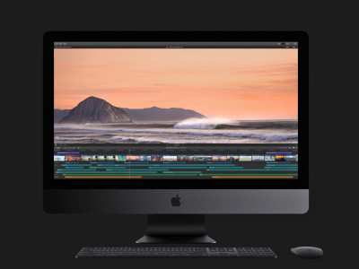 Apple Launches New iMac Pro for Professional Applications