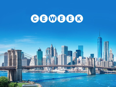 CE Week 2018 Heads to the Jacob K. Javits Convention Center in June 2018