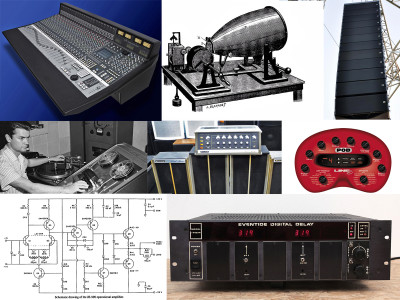 Eight Groundbreaking Products to be Inducted to NAMM TECnology Hall of Fame 2018