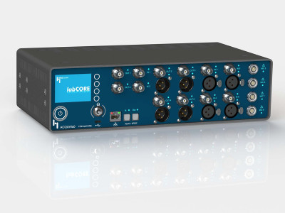 HEAD acoustics Launches Modular Multi-Channel Test and Measurement Front End labCORE