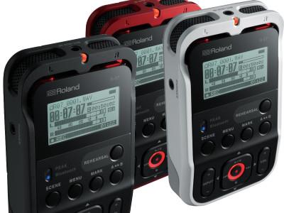 Roland Announces R-07 High-Resolution Audio Recorder with Enhanced Bluetooth