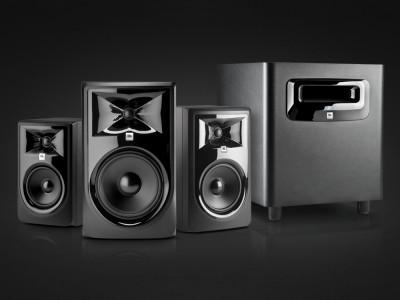 Harman Unveils JBL 3 Series MkII Powered Studio Monitors