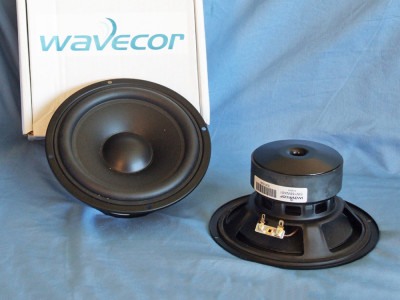 Test Bench: Wavecor SW168WA01 Subwoofer