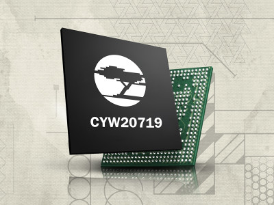 Cypress Delivers Industry's First Certified Bluetooth Mesh Wireless MCU and Combo Solutions