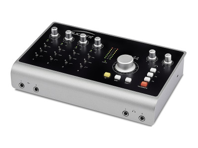Audient Announces New iD44 USB Audio Interface