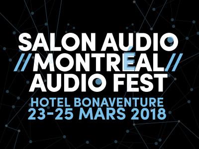 Montréal Audio Fest 2018 Returns March 23-25