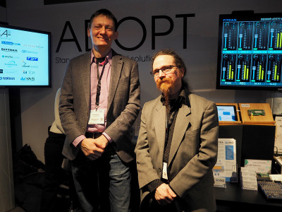 OCA Alliance Demonstrates Expanding AES70 Interoperability at ISE 2018
