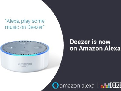 Deezer Expands Voice Activation With Amazon Alexa