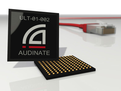 Audinate Announces AES67 Support for Dante Ultimo Chipsets at NAB 2018