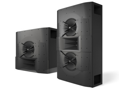 Harman Professional Announces Availability of JBL C221 and C222 Two-Way ScreenArray Cinema Loudspeakers