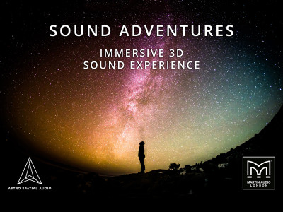 Martin Audio to Showcase Immersive 3D Sound Experience at InfoComm with Astro Spatial Audio