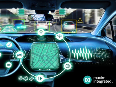 Maxim Improves Compact Synchronous Buck Converters for Automotive Applications