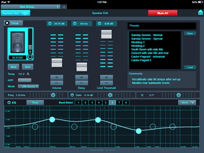 Free PreSonus SL Room Control for StudioLive AI-series Loudspeakers