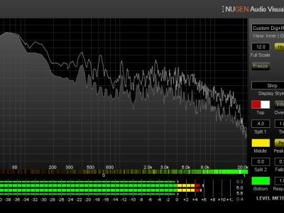 Nugen Audio's VisLM now supports 7.1 Surround Audio