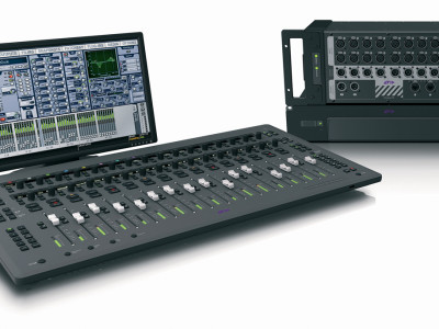 Avid S3L compact live sound system gets updated