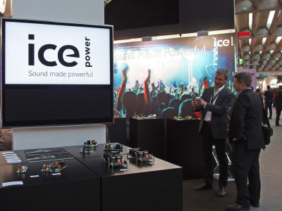 More Power Modules Options from ICEpower