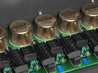 Radial takes on international sales and distribution for Jensen's Iso-Max line