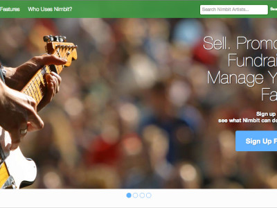 PreSonus unveils the all-new Nimbit direct-to-fan service