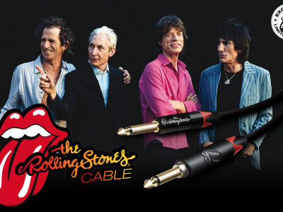 Adam Hall launches exclusive Rolling Stones Cable Series