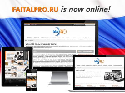 FaitalPRO's New Russian Website