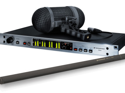 Sennheiser Microphone Technology Featured in Brazil