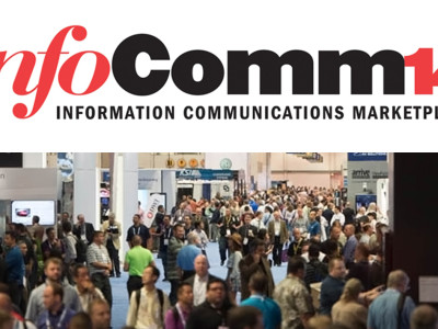InfoComm 2014: Record Number of Attendees and Significant AV Network Advances