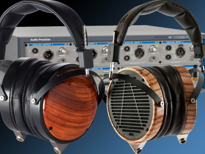 Audeze Chooses Audio Precision for Headphone Test