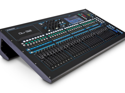 Allen & Heath New Qu-32 Digital Mixing Console