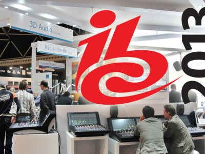 IBC 2013 – Audio Report – Bonus Content