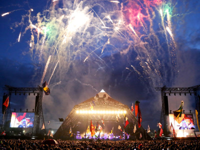 Martin Audio's MLA speakers deliver Glastonbury's highest permitted sound levels yet