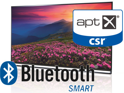 Panasonic offers Wireless Sound with Launch of aptX Enabled TVs