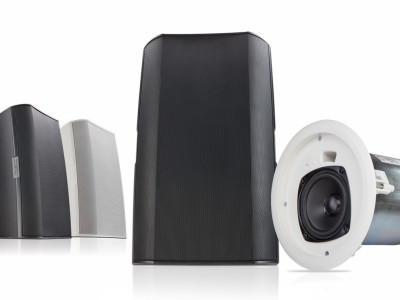 QSC Introduces Three New Fixed Installation Loudspeaker Models