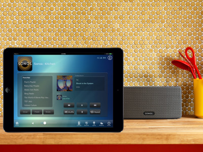 RTI releases Two-Way Driver for Sonos Audio Devices