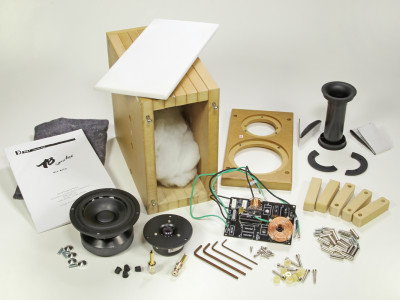 Tang Band D52-1 Two-Way Speaker Kit
