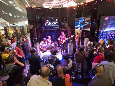 Frankfurt Musikmesse 2015: More Time for the Public and a New Hall Layout