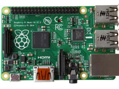 New Raspberry Pi Model B+ with Better Audio