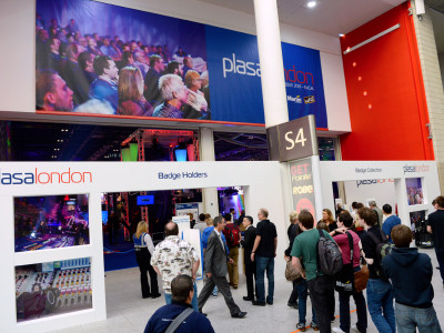 PLASA London 2014 to Feature AudioLab Seminars and Demonstrations